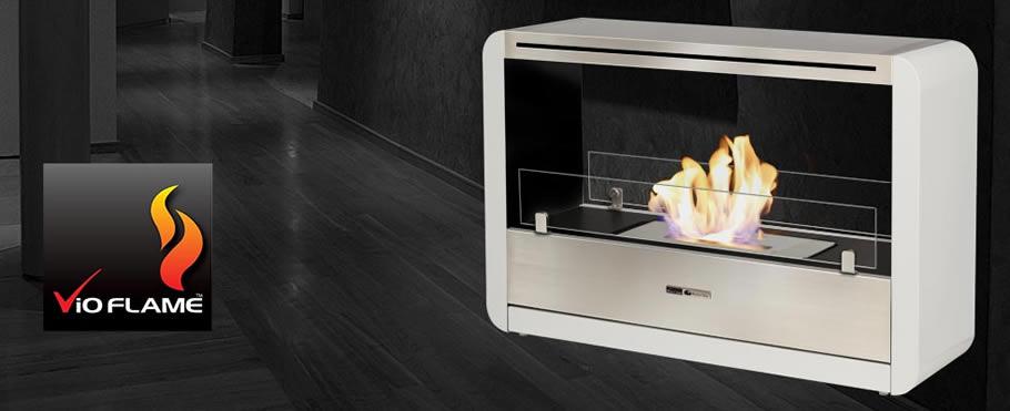 Denatured fireplace safretti riviera du gl wall mounted for Denatured alcohol for fireplace